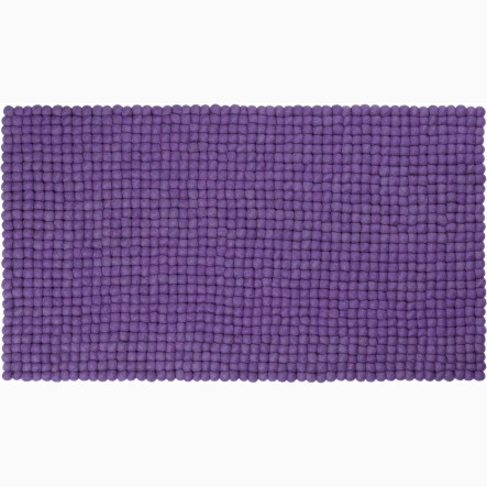 myfelt Wilma Table Runner lilac, 40 x 70 cm (also available in 40 x 140 cm)